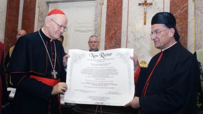 Hazánkban járt a maronita pátriárka – 2012. október 14.