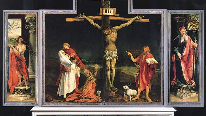 Krisztus arcai a képzőművészetben