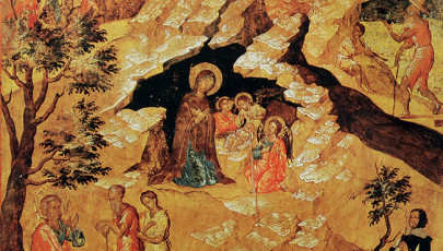 Négy karácsonyi ikon