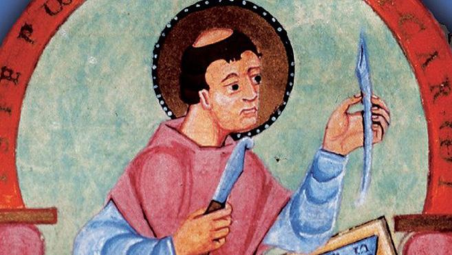 A hét szentje: Notker Balbulus (április 6.)
