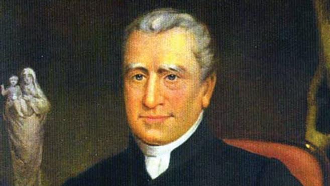 A hét szentje: Edmund Ignatius Rice (Május 5.)