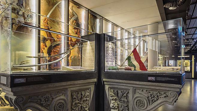Ismét látogatható az Országgyűlési Múzeum