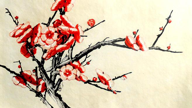 A kínai festő békessége