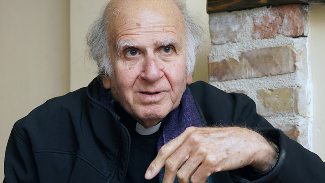 Henri Boulad pünkösdi lelkigyakorlata