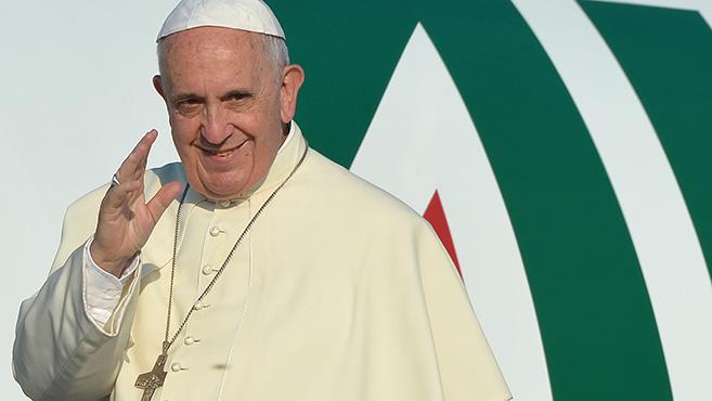 Interjú Ferenc pápával szarajevói útja után