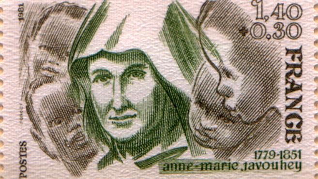 A hét szentje: Javouhey Anna-Mária (Július 15.)