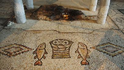 Vallásközi összefogás a Tabgha templomegyüttes helyreállításáért