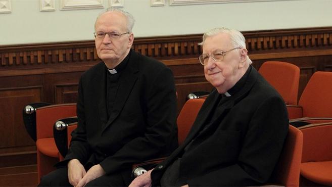 Erdő Péter bíboros Paskai Lászlóra emlékezik