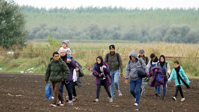 A bevándorlási hullám keresztény szemmel