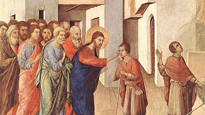 A Biblia üzenete: Meglátni őt a szenvedésben is
