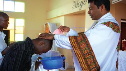 Fogyatkozó egyház a közel-keleten – növekedés Afrikában