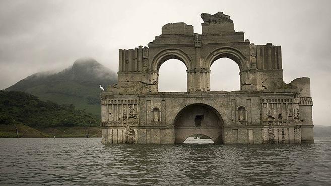 Egy ritkán látható templom