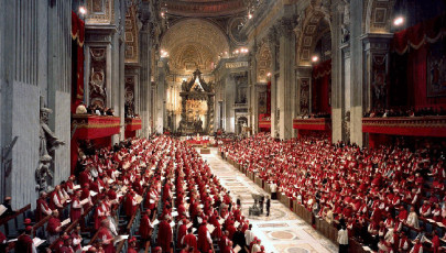 Megkezdte munkáját a II. vatikáni zsinat