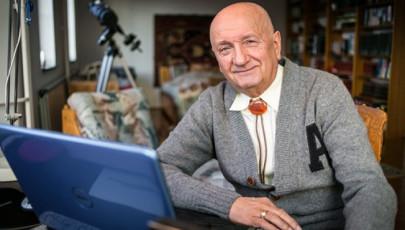 Amikor az író elégedett – Találkozás Lőrincz L. Lászlóval
