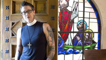 Tetovált evangélium