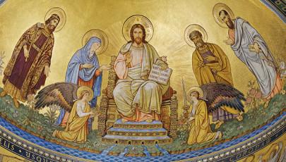 Krisztus király közelében