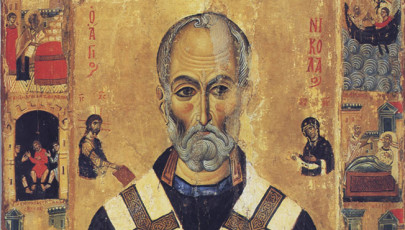 Az igazi Szent Miklós püspök