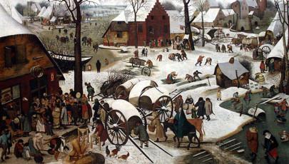 Görögkatolikus lelkiség: Karácsonyi böjt