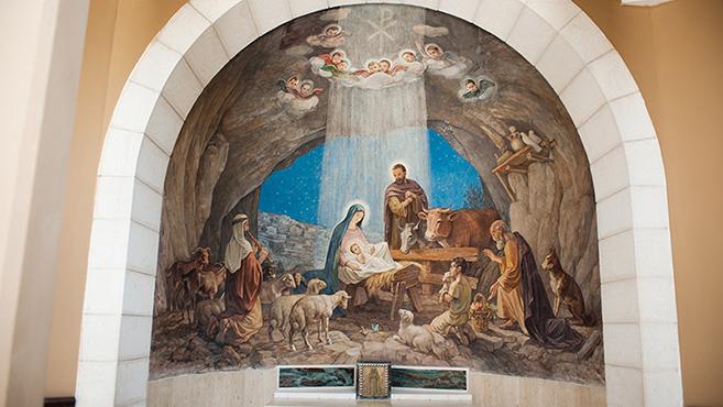 Mária barlangja