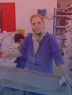 Trosly-Breuil: Bárka műhely