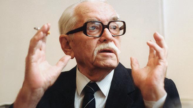 Száz éve született Magyar Ferenc