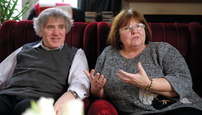 Egy hajóban – Hegedűs Endrével és Katalinnal a házasság hetében