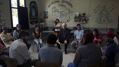 Jorge atya közelről – Mozifilm Ferenc pápa életéről
