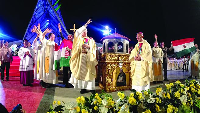 Óriási volt magyarnak lenni Cebuban