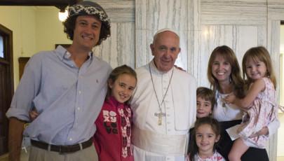 Pápai családdokumentum húsvét előtt