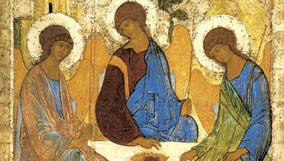 """""""A család a Szentháromság ikonja"""""""
