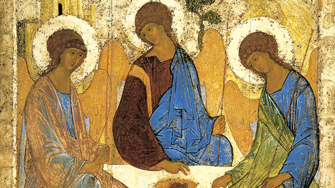 A Biblia üzenete: Bátorító hit a Szentháromságban