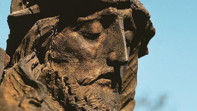 Csöndre hívó Krisztus-arcok – Olasz Ferenc életmű tanúi