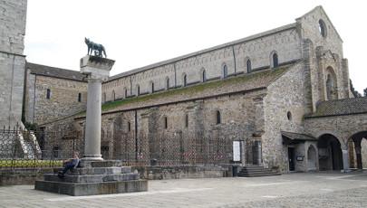 A megtisztulás útja Aquileiában