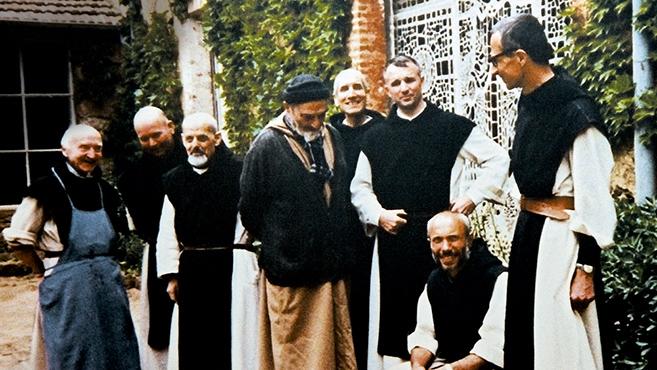 Ferenc pápa Tibhirine vértanúiról