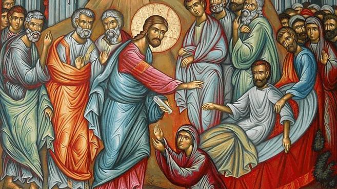 """A Biblia üzenete: """"Ne félj már, megmentelek téged!"""" – Lk 7,11–17"""