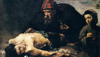 A biblia üzenete: Az irgalmasság mértékéről