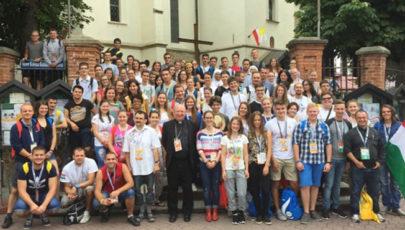 A mindig fiatal egyház arca mosolygott rám Krakkóban