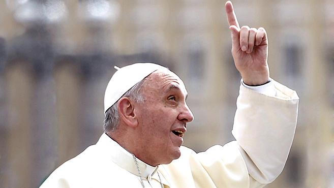 (Nem) Érteni Ferenc pápát