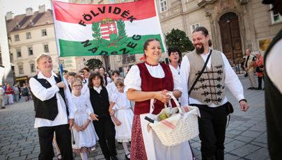 Egy falatnyi Magyarország – Szent István élő öröksége Bécsben