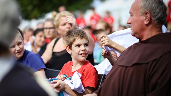 A patak bölcsessége – A tevékeny szeretet egyházának ezer arca