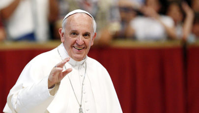 Nehézség akkor támad, amikor valaki bezárkózik – interjú Ferenc pápával svédországi útja előtt