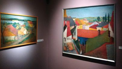 Asszonysorsok, fővárosok –Két galériában két kiállítás