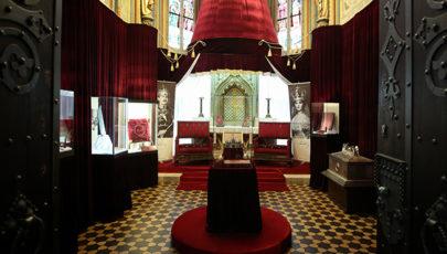 Ahol királlyá koronázták Boldog IV. Károlyt