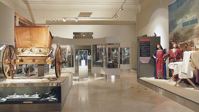 A Nemzeti Múzeum Római Birodalmában