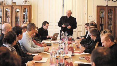 A Debrecen–nyíregyházi egyházmegye pasztorális tanácsának alakuló ülését február 11-én tartották Debrecenben