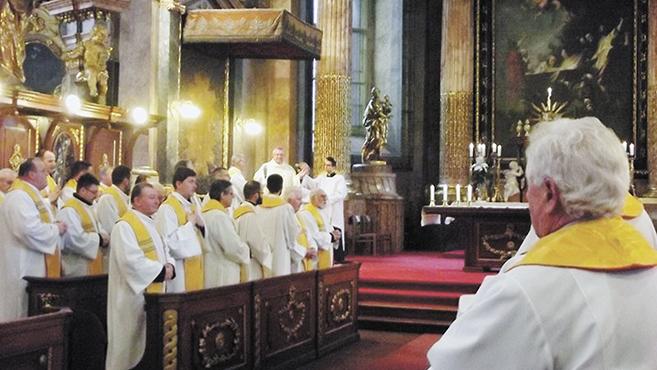 A pap gyógyító szolgálata – lelkipásztori napot tartottak Győrben