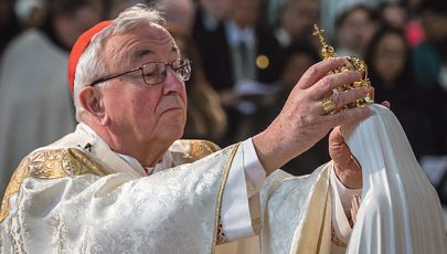 Anglia és Wales újra Szűz Mária oltalmában