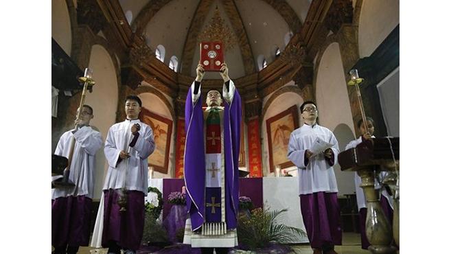 Börtönviselt kínai püspök halála