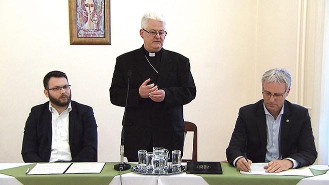 Egyházi és civil szervezetek együttműködése