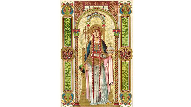 A hét szentje –Szent Matild március 14.